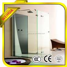 high quality shower screen bathroom glass grab bar with CE/CCC/SGS/ISO
