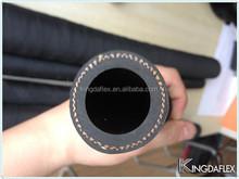 Hot Sales black conductive NR 1 inch concrete rubber hose