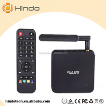 RK3288 4K Mini Pc Bluetooth 4.0 4K quad core android 4.4 tv dongle with remote
