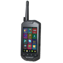 Rugged Smartphone Waterproof, Hiking GPS 2 Way Radio Mobile Android Military Cell Phone