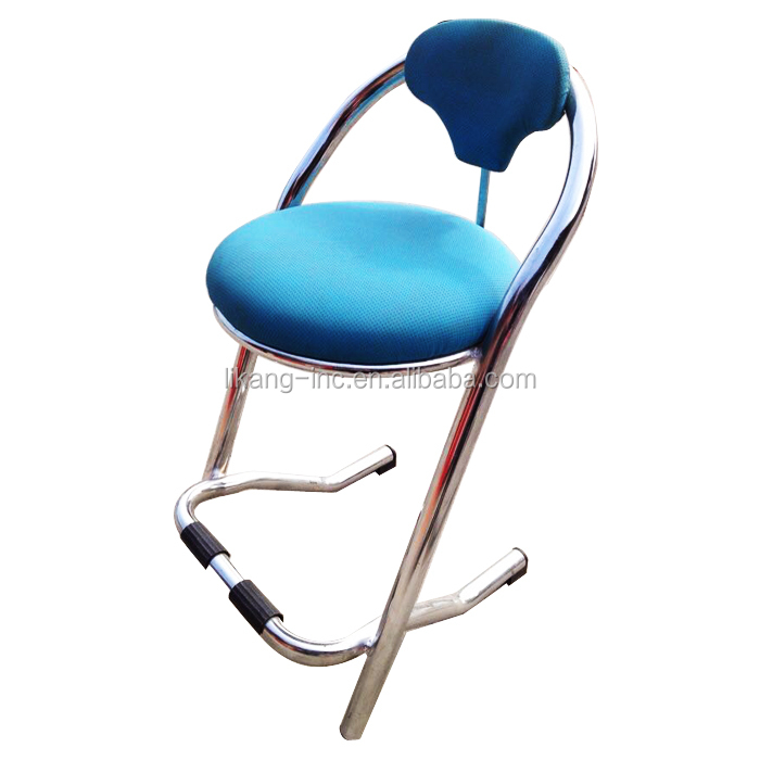 금속 의자/가죽 바 의자