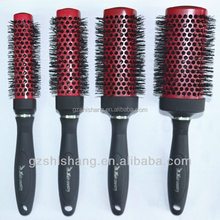 New and hot sale magic hair color brush factory supplied personalized hair brush