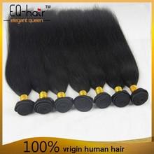 Cheap Wholesale 34 inch Silky Straight Brazilian Virgin Model Model Hair Extension Wholesale