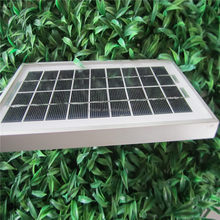 low price mini 3W solar panel for home use