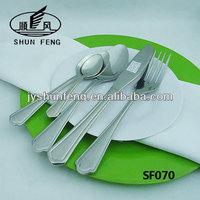 Novelty korean fork and spoon set