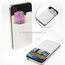white color smart phone 3m pockets sticker
