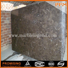 Chinese Dark Emperador natural well polished beautiful decorative cheapest China brown marble slabs and tiles