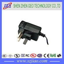 UK 220v to 110v plug 3 pin plug adapter