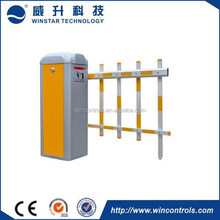 parking barrier ,traffic barrier gate ,boom barrier gate is a widely used machine in gate access control application.