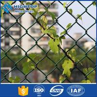China Tennis court chain link fence netting/field fence/cheap fence panels