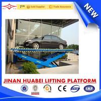 good working performance hydraulic scissor lifts & lift up mechanism