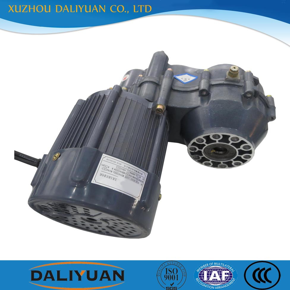 12v Dc Electric Golf Cart Motor Trolley Motor 48v 1000w