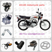 Suzuki wholesale motorcycle parts AX100
