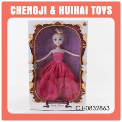 High quality baby hot selling little girl sweet doll models