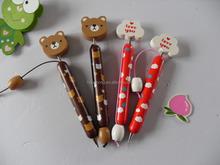 Hot-selling !!! CH-6623 wooden design ball pen, promotion pen