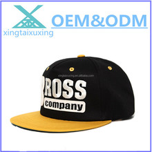 best seller customize acrylic young men's snapback hat