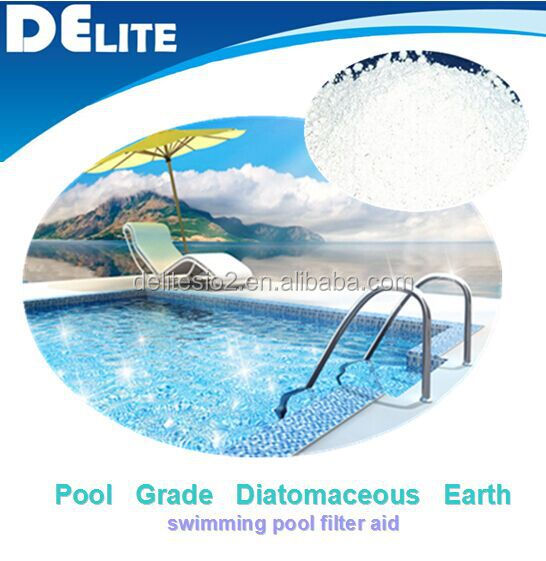 Delite Diatomaceous Earth Non Polluting Water Filter Swimming Pool Filter Powder Provides You A
