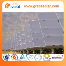 solar data logger photovoltaic panel 250w pile ground mounting price per watt solar panels