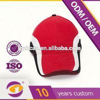 Professional Factory Wholesale Short Brim Custom-Tailor Navy Baseball Cap Manufacturing Machines China