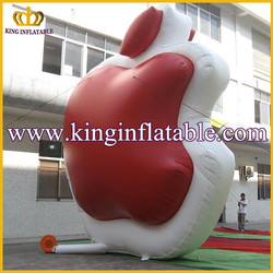 inflatable model giant inflatable apple model