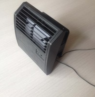 Low maintenance Fan Filter with Fan FF018 Series 21m3/h to 102m3/h 125x125mm exhaust fan filter, Wind Filter,Fan Filters