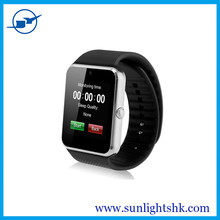New Arrival Bluetooth GT08 Smart Watch Wrist Watch with SIM Card Anti-lost Camera for iOS/Android Apple Smart Phone