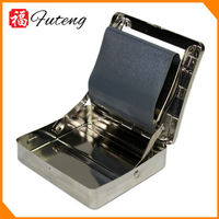 110mm Metal hand cigarette making machine rolling boxs
