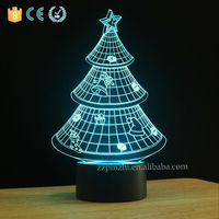 NL7 holiday Innovative night light for bedroom time