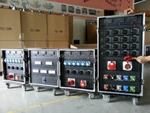 stage lighting power distro