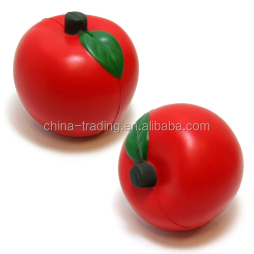 Wholesale Price Eco Friendly Soft Stress Ball, Anti stress ball, Pu stress ball