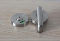 Toilet Cubicle Partition Accessories/Shower Room Indicator Toilet Door Lock