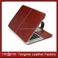 PU Leather 13 inch Laptop case Sleeve Bag Cover for MacBook Air