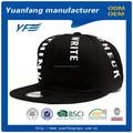 Diseño sombreros hace Of materiales reciclados Snapback del béisbol