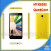 4.5 inches smartphone android 1.3ghz mtk6582 quad core phone w918