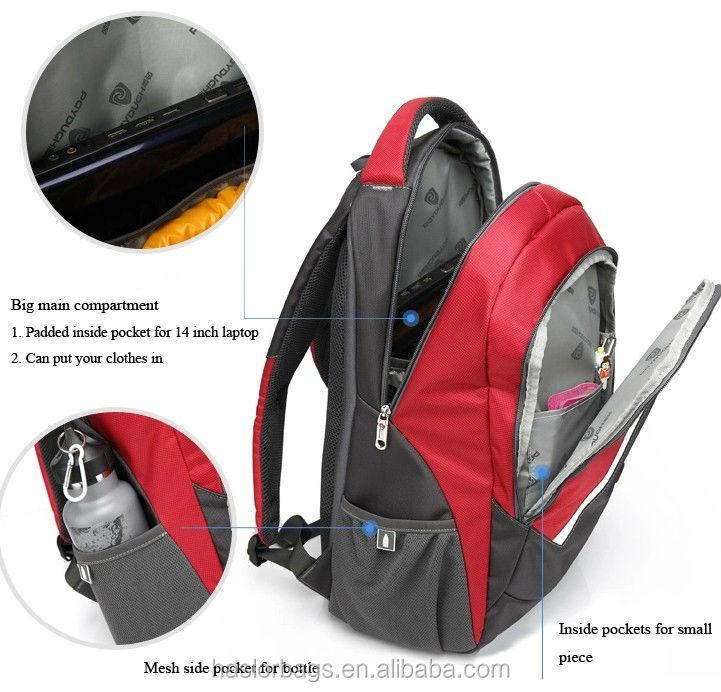 Grande capacité portable sac à dos sacs Sedex membre fourni