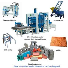 New products 2015 innovative product mobile concrete block machine