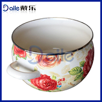 Enamelware Casserole porcelain enamel cookware sets