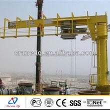 Factory price swivel lifting crane