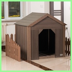 Anti sun mildew proof economical WPC dog house