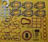 Engine for komatsu 6D140 full kit with metal head gasket
