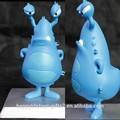 Venta al por mayor bichos azules por encargo desnuda figura de la historieta