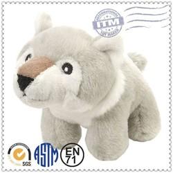 Hot Selling Children customized plush big wolf toys
