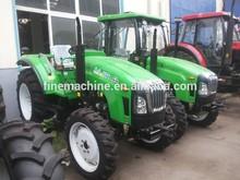 70hp 4wd tractor de granja