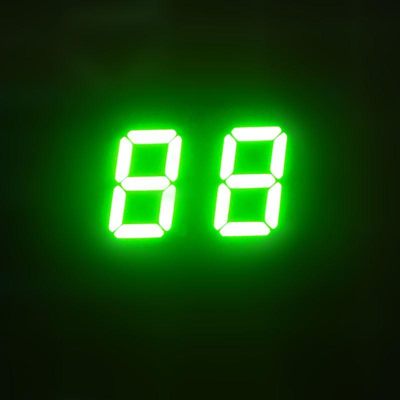2-digit led counter