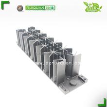 China Supplier OEM Aluminum HeatSink, Aluminum Heat sink Extrusions, Extruded Aluminum Heat sink