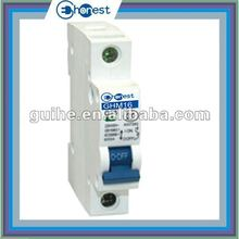 GHM16-63 circuit breaker with SAA certification,1P,2P,3P,4P mcb, electrical circuit breaker