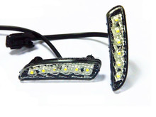 High Quality Water proof Led special Daytime Running Light Special For Honda Odyssey 09-13 led car light accessories car