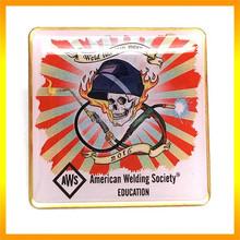 Hot Seling Lapel Pin Badge/Gold Epoxy Pin Badge