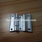 Alta precisão em alumínio fundido mobiliário hardware porta dobradiças