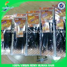 Only one quality UNIQUE Brazilian Jerry curly hair extensions for black women